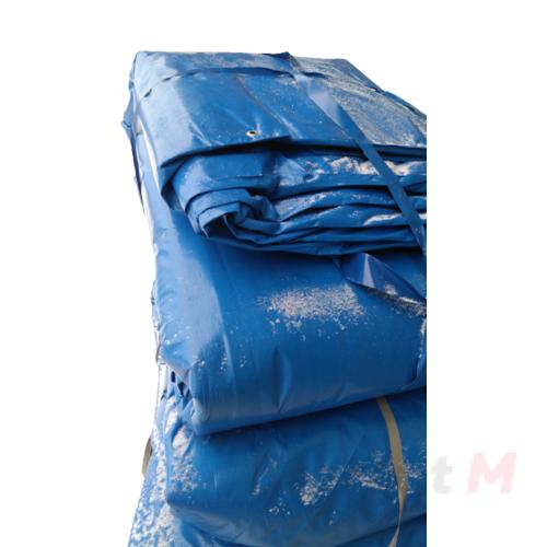 Утепленный тент тарпаулин 180 гр/м2 3 х 4 м с люверсами